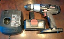 "CRAFTSMAN 19.2V 1/2"" Drill Driver #315.114852 w/ NiCd Battery and Charger"