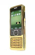 Nokia 6300 - Gold Colour Mobile Phone Unlocked