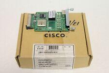 Cisco VWIC3-1MFT-T1/E1 1-port Multiflex Voice/WAN Interface Module
