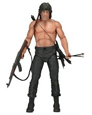 "Rambo - 7"" Scale Action Figure - Force of Freedom Rambo - NECA"