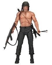 "Rambo - 7"" Scale Action Figure - Force of Freedom Rambo - NECA"