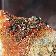 VANADINITE & Descloizite (TN) - Commercial Cramer Mine, Grant County, New Mexico