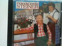 Peter & Gerda Steiner Genau wie im richtigen Leben [CD]