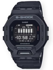 Casio G-Shock Step Tracker Move GBD200-1 Digital-Analog Bluetooth 2021 Brand New