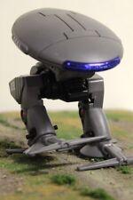 "CLIMB@TRON Robot Robocop ED-209 6"" Electronic Walking Vintage Figure A45"