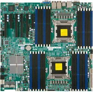 ✅New Supermicro X9DRi-LN4F+ Motherboard  Dual socket R (LGA 2011) Full Warranty