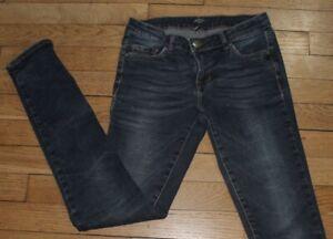 HEARTLESS Jeans pour Femme W 27 - L 32  Taille Fr 36 (Réf S410)