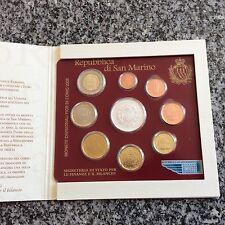 Coffret SAINT MARIN 2006 - 8 pièces + pièce en argent de 5 €