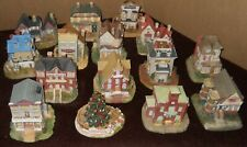 Lot of ~15~1994 Liberty Falls Houses~International Resourcing~All Different~Tree