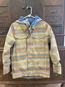 Boys' Burton UPROAR Hooded Snowboard Jacket Size (L) (14/16)