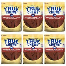 True Chews Premium Jerky Cuts Real Steak 20oz 100 Natural Dog Puppy Treats