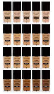 WET N WILD | Photo Focus Foundation ALL SHADES Photofocus Makeup Coverage Colour