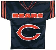 "Chicago Bears 34"" x 30"" 2-Sided Jersey House Flag-1041"