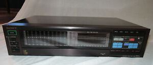 Sony SEQ-555ES 10 Band Graphic Equalizer for Parts or Repair Only