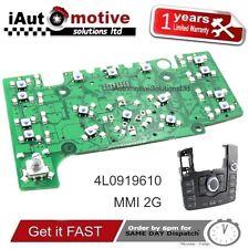 Audi Q7 MMI 2G Navigation Control Panel Electrical Circuit Board 4L1919610 SLine