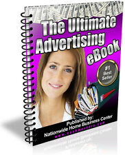 THE ULTIMATE ADVERTISING EBOOK PDF EBOOK FREE SHIPPING RESALE RIGHTS