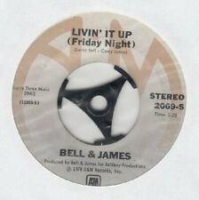 "Bell & James Livin' it up (1979)  [7"" Single]"