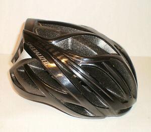 Specialized Echelon II Cycling Bike Helmet 54-60cm 307g Medium Black Preowned