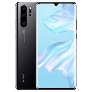 BNIB Huawei P30 PRO Single-SIM 128GB Midnight Black Factory Unlocked 4G SIMFree