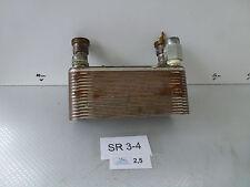 Rahmer + Jansen B5 030 Échangeurs Thermiques à Plaques Acier Inox L / B/H mm