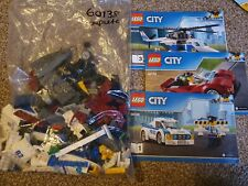 LEGO City 60138 High-speed Chase Complete Town Traffic Police