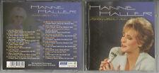 """CD HANNE HALLER """"Schön wird es sein"""" """"Lady Lay/Frieden auf der ganzen Welt"""""""