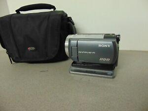 Sony Handycam DCR-SR80 Camcorder Camera. (Read Ad)