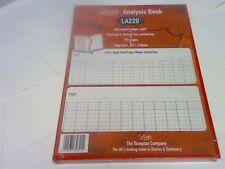 Libro de análisis de las cuentas de A4 20 columnas de caja 192pg-FOR todos los uso empresarial-Branded