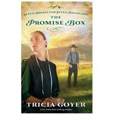The Promise Box (Thorndike Press Large Print Christian Romance Series)-ExLibrary