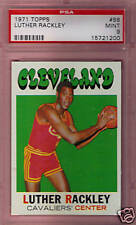 PSA 9 1971 TOPPS BASKETBALL #88 LUTHER RACKLEY