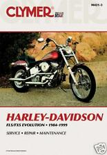 Harley Davidson 1340 Softail Night Train Nostalgia 1984-99 Clymer Manual M421-3
