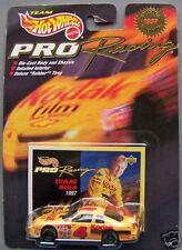 1997 Hot Wheels Pro Racing 1st Edition 1:64 Sterling Marlin #4 Kodak Chev Mc