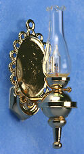 Dollhouse Miniatures 1:12 Scale Wall Sconce Item #MH761