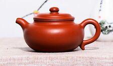 Yixing Handmade Zisha Clay Teapot Vintage Fanggu Tea Pot zhu clay 220cc
