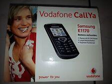 Vodafone CallYa Samsung E1170 - Neu - OVP  für alle Netze