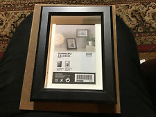 """Ikea GUNNABO Recessed Black Picture Frame 5 x 7""""  New, Display 3D Object!"""