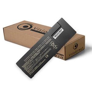 Batterie pour ordinateur SONY Vaio VPC-SB1S1E VGP-BPS24 SVS13A1X9E 11.1V 4400mAh