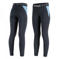Horze Madison Children's Ventilated Silicone Knee Patch Riding Tights