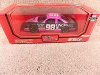 New 1995 Racing Champions 1:24 Diecast NASCAR Jeremy Mayfield Fingerhut Ford a