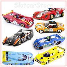 SRC Slotcar 1:32 analog Lola T600 Ferrari 312PB Matra 670B Porsche 914 OSC Auto