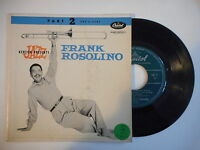 FRANK ROSOLINO : BESAME MUCHO ► EP / 45 ◄ PORT GRATUIT