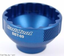 "Park Tool BBT-69 16-Notch 44mm Bike Bottom Bracket Tool 3/8"" Drive CNC Alloy USA"