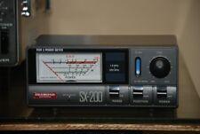 Rosmetro/Wattmetro Diamond SX-200 HF/VHF 200W