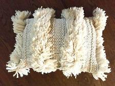 Pottery Barn Estrella Moroccan Pillow Cover~New~Same Day Ship~Below Tag Price !