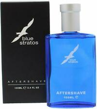 Blue Stratos Aftershave, 100 ml