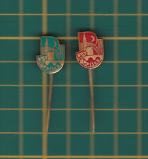 Písek - Pisek anstecknadel stick pin badge