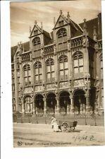 CPA- Carte Postale-Belgique-Liège- Façade de  l'Hotel Provincial 1908- VM18814