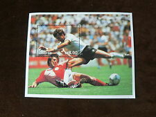 Lesotho, Football World Cup m/s,  Sport,  MNH