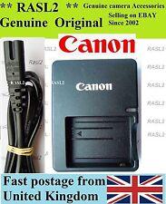 Caricabatterie Canon LC-E5e LP-E5 EOS 450D 500D 1000D Rebel T1i XSi kiss F X2