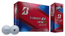 Bridgestone 2018 Tour B RXS Golf Balls 12 Count Box 1 Dozen No LOGOs Brand New!